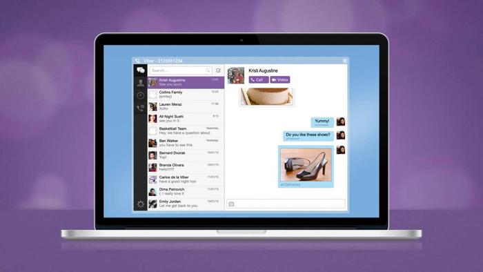 Viber на ноутбук