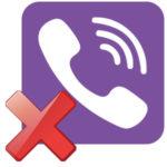 Как удалить Вайбер с телефона