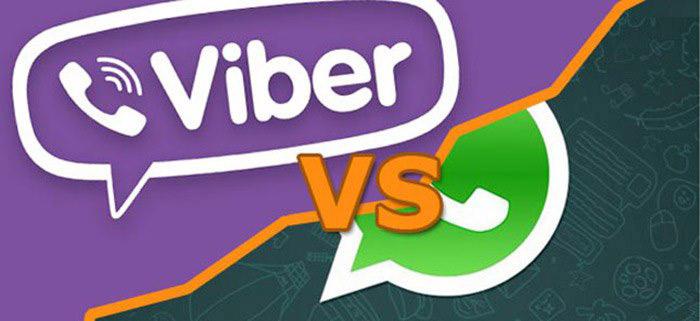 whatsapp или viber что лучше
