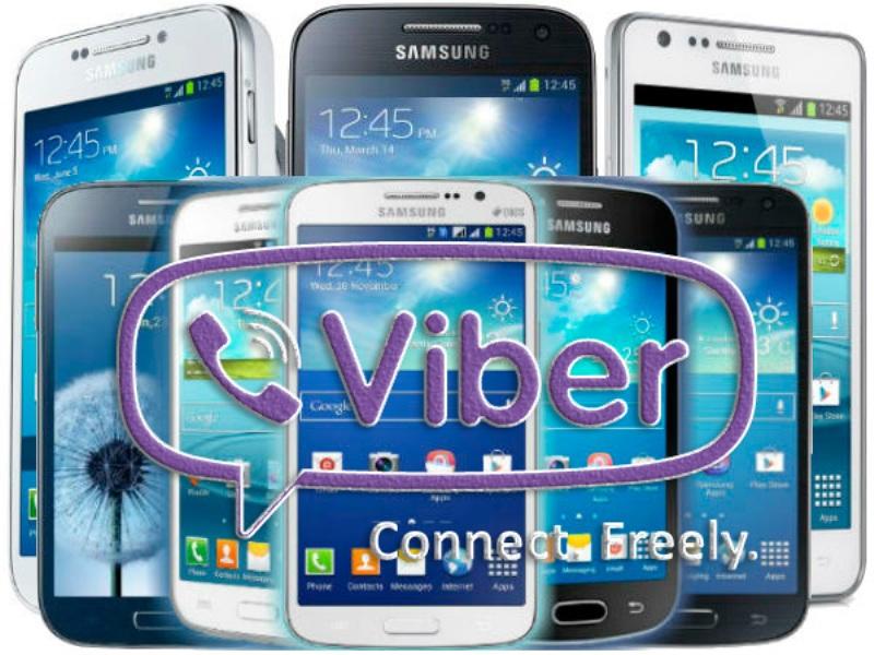 Как установить Вайбер на телефон Самсунг (Samsung)