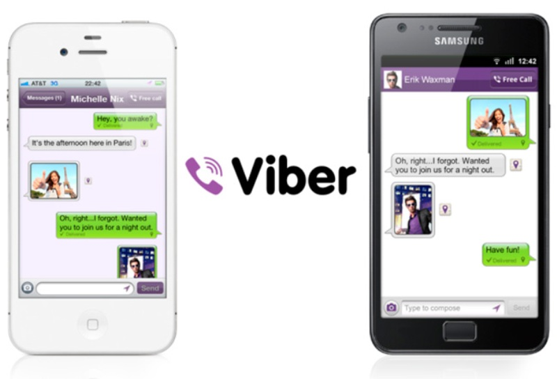 как установить Вайбер на телефон андроид