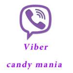 Viber Candy Mania – скачать игру Вайбер