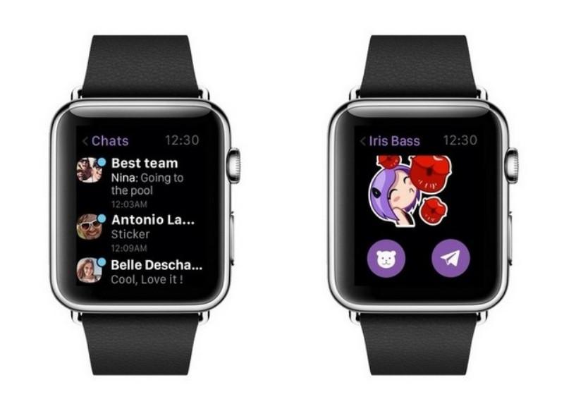 Apple Watch скачать Viber