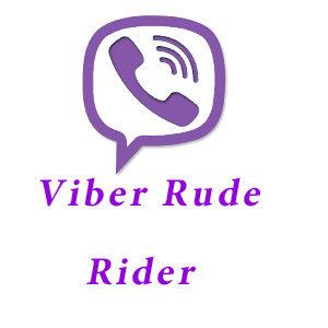Viber Rude Rider, скачать хитовую игру для Viber
