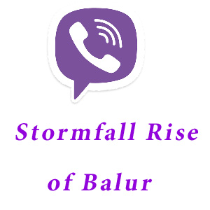 Stormfall Rise of Balur