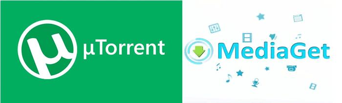 uTorrent или Mediaget