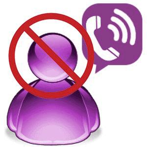 Как разблокировать Viber