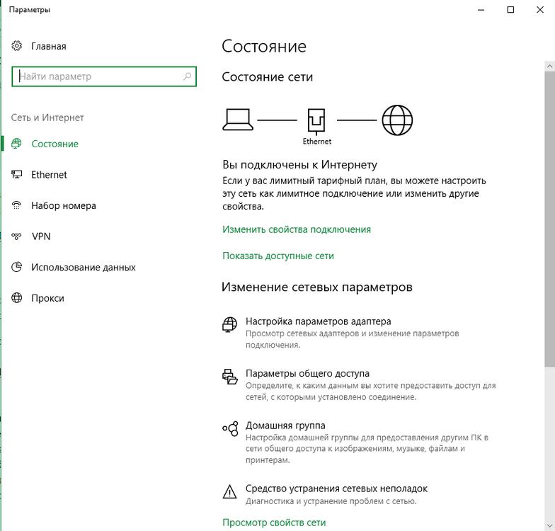 Плохое Интернет-соединение